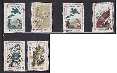 (U13-1) 1970s Haiti mix of 29stamps value to 1G (A)