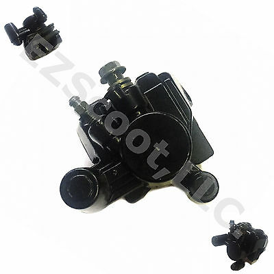 Front Disk Brake Caliper Scooter 50-125Cc 1 Piston Kymco Benzhou Yiying Znen Sun