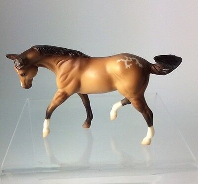 Breyer Connoisseur Mini Quarterflash Dun Appaloosa Model Horse 2006 SR JAH New