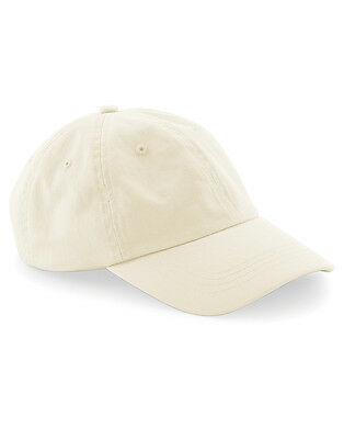 Beechfield Low Profile 6 Panel Dad Cap Caps & Hats Etc All Sizes and Colours