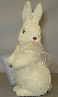 Snowbunnies Easter Bunny Large Limited Edition 25906