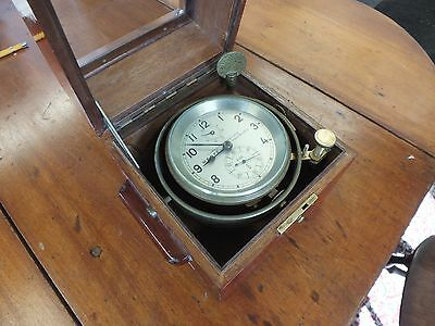 German Wempe Marine Chronometer