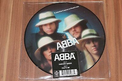 "ABBA - Dancing Queen & That's Me (2016) (Vinyl 7"", Limited Edition) (Neu+OVP)"