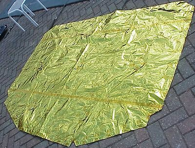 Apollo Grumman Kapton Foil Blanket Removed From Lm 5 Apollo 11 Prior To Launch. Exploration Missions