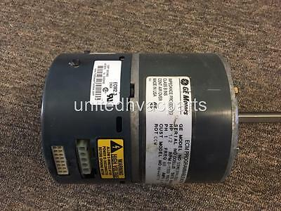Carrier Bryant G.E ECM Variable Speed Blower Motor ...