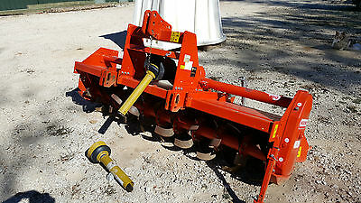 "Heavy Duty Maschio C250 103"" ROTARY TILLER, Tractor 3-Pt, PTO: 130HP Gearbox"