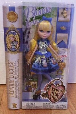 Ever After High Doll Blonde Lockes