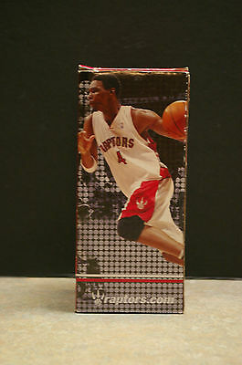 New 2008 'chris Bosh' #4 'toronto Raptors' 'all Star Game' Bobblehead