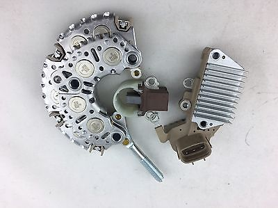 Fit Toyota Landcruiser 80 & 100 series alternator regulator rectififire