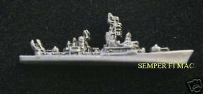 Uss Goldsborough Ddg-20 Guided Missile Destroyer Lapel Hat Lapel Pin Up Us Navy