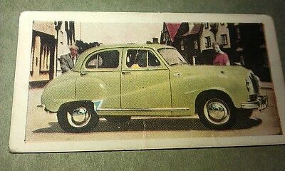 1954 AUSTIN A70 HEREFORD  Orig Cadet Cigarette Card UK
