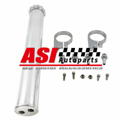 """15"""" 1250ml Billet Radiator Coolant Overflow Recovery Expansion Tank New"""