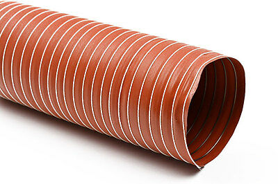 Vulcan Silicone Ducting 4 Metre Length