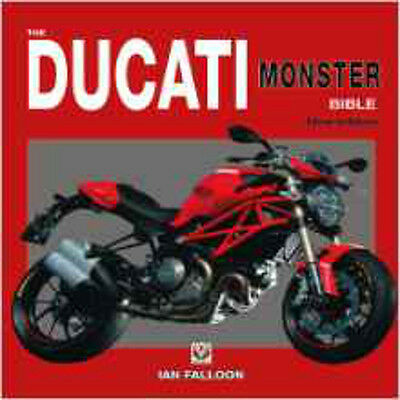 The Ducati Monster Bible - New Updated & Revised Edition (Bible (Wiley)), New, I