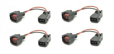 NEW  EV6 USCAR to EV1 Wired Plug & Play Adapter - Set of 4