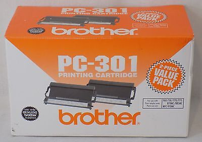 Brother Printing Cartridge PC-301 - New