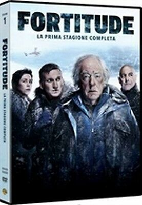 Fortitude - Stagione 1 (3 DVD) - ITALIANO ORIGINALE SIGILLATO -