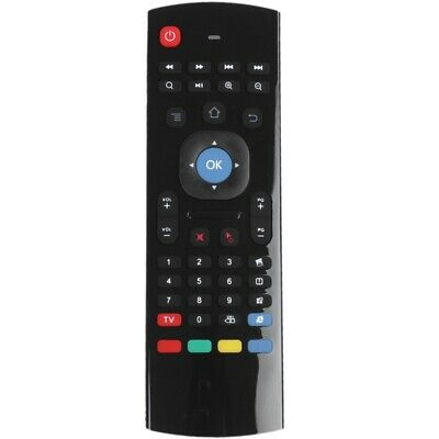 MX3 Portable 2.4G Wireless Remote Control Keyboard Controller Air Mouse F6N6