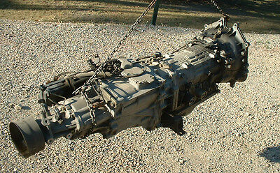 Pajero  NM - NP Auto Transmission & Transfer Case Suit 6G74 3.5 Litre