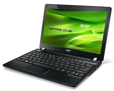 "11.6"" Acer Aspire One 725 Laptop Netbook AMD C-70 Windows 7 HDMI Webcam FREE S/H"