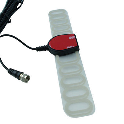 Antenna adhesive for TV TDT Amplified for cars y vehicles. Maximum reception