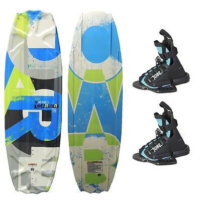 CWB Charger Children's Wakeboard 119cm Junior Whale Set Binding