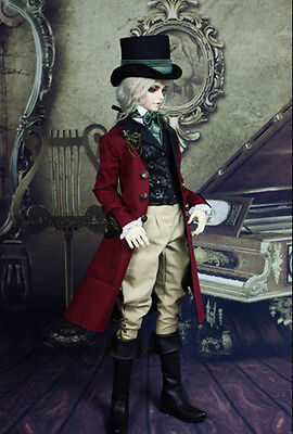 Limited CRANFORD Gentleman Outfit for BJD 1/3 SD17,Uncle, IP Doll Clothes LF20