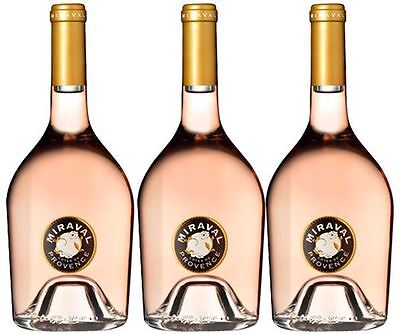 Chateau Miraval Rose 75cl - Case Of 3 (3 x 75cl)