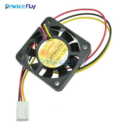 DC 12V 3 Pin 40cm Computer CPU Cooler Cooling Fan PC 4cm 40x40x10mm