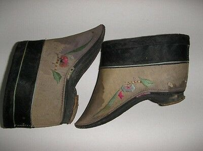 Extremely Rare Geisha shoes old for over 100 years!