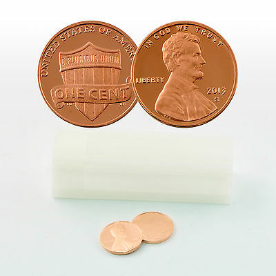 2013 Proof Lincoln Shield Cent Roll of 50 - San Francisco Mint
