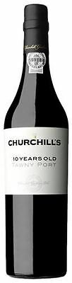 Churchill 10 Year Old Tawny Port 50cl