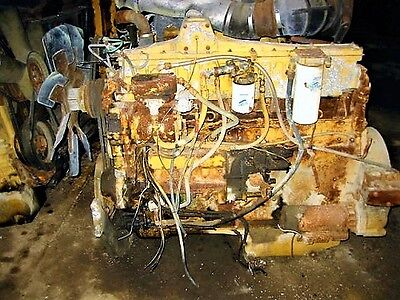 CAT 3406B Diesel Engine 400HP
