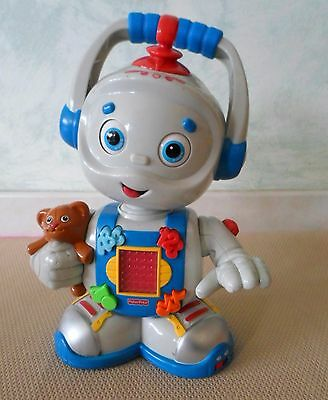 Toby Le Robot - Fisher Price - Bilingue - Ref.B843