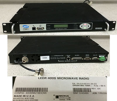 MDS LEDR 400S Microwave Radio Data System module TX 450.675000 RX 455.962500