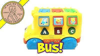 Fisher Price - Bus Pop Up ABC - Ref.B844