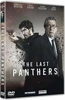 The Last Panthers - Stagione 1 (3 DVD) - ITALIANO ORIGINALE SIGILLATO -
