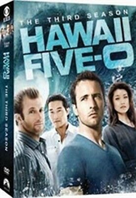 Hawaii Five-0 - Stagione 3 (6 DVD) - ITALIANO ORIGINALE SIGILLATO -