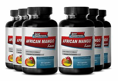Pure African Mango Extract - African Mango 1200 - Natural Weight Loss 6B