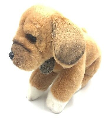 Russ Yomiko Classics Puggle Puppy Dog Plush Stuffed Animal Toy 8""