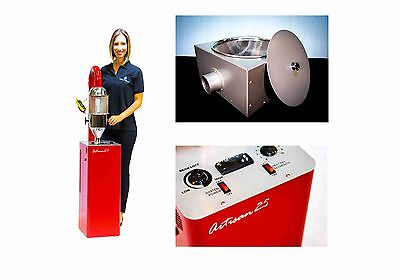 2.5 lb Commercial Coffee Roaster With Bean Cooler | Coffee Roasting Equipment