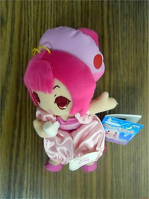 "Sumomo With Whistle UFO Catcher 7"" Plush Toy Banpresto Chobits Chii Chi CLAMP"