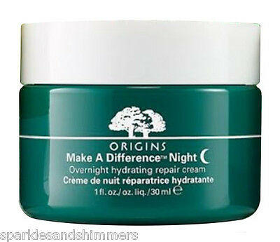 Origins Make A Difference NIGHT Overnight Hydrating Repair Cream 30ml