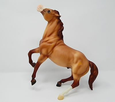 Breyer Traditional Exclusive 2006 Limited Mid-States Warrior Mustang 701846