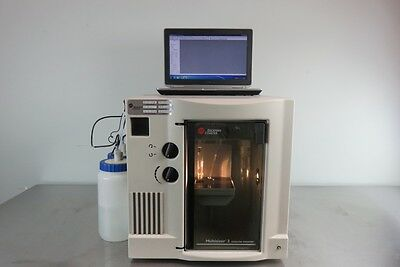 Beckman Multisizer 3 Particle Size Analyzer  with Computer and Calibration