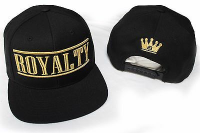 ROYALTY GOLD CROWN SNAPBACK HAT to match with Air Jordan 4 Retro 4 GOLD  Shoes f697de0486d