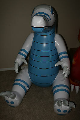 Giant Inflatable Albino Gator from Derg