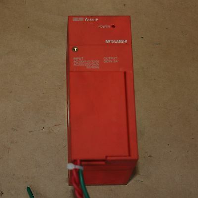 Mitsubishi Melsec  PLC A1S61P POWER SUPPLY
