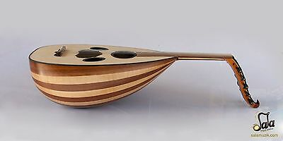 Syrian Quality Handmade Mahogany String Instrument Oud Ud ASO-105M