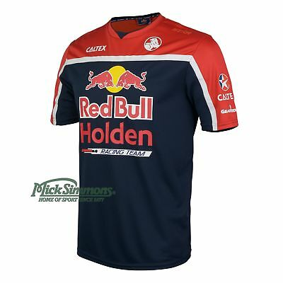 NEW Red Bull Holden Racing Team 2017 Men's T-Shirt